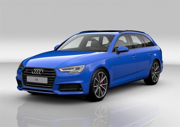 Nuova Audi S4 Avant: scheda tecnica e prezzo della wagon sportiva. Arriva il pack Exclusive [FOTO]