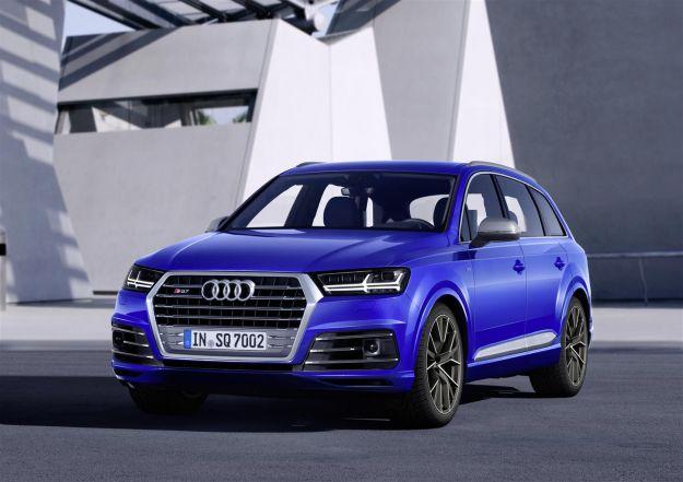 Audi SQ7 Tdi con turbo elettrico: prestazioni, caratteristiche e prezzo [FOTO]