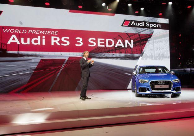 Audi al Salone di Parigi 2016: tutte le novità auto esposte [FOTO LIVE]