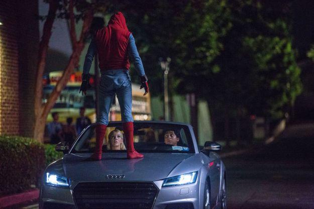 "Audi A8 2018: in anteprima nel film ""Spider-Man: Homecoming"" [FOTO]"