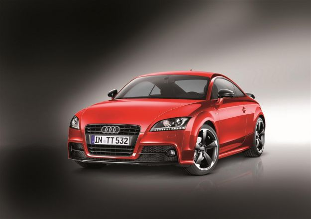 Audi TT Coupe' S Line Competition