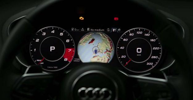 Audi A3 restyling. Arriva nel 2016 con strumentazione digitale