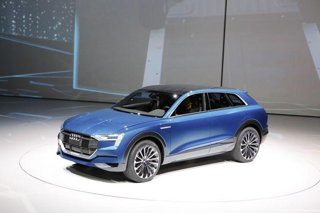 Audi e tron Quattro concept al Salone di Francoforte 2015 (1)