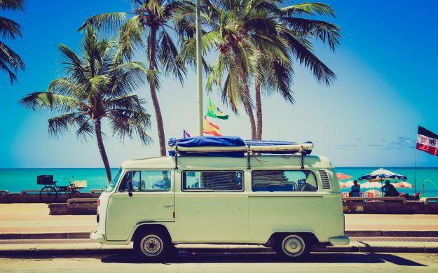 Auto per le vacanze