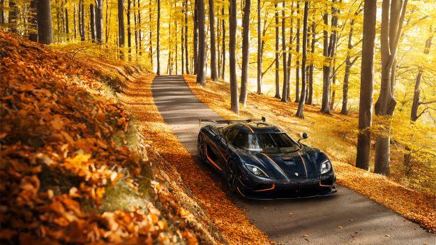 Auto più potenti al mondo Koenigsegg Agera RS