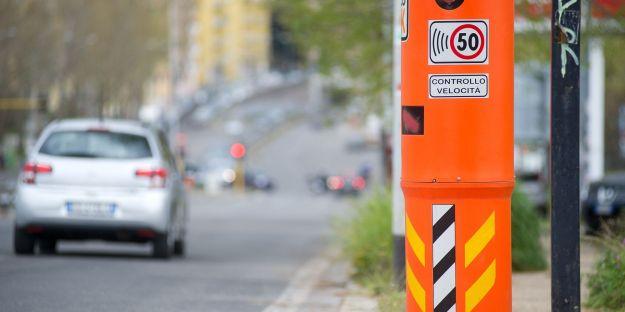 Autovelox multe sanzioni controllo velocità patente punti
