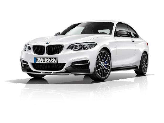 BMW Serie 2 M240i M Performance Edition, scheda tecnica: tiratura limitata [FOTO]