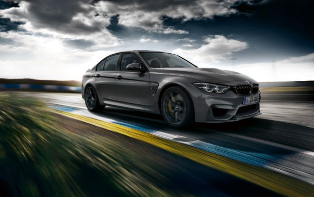 BMW M3 CS 2018: peso, prestazioni e scheda tecnica. Leggerezza e cavalli [FOTO]