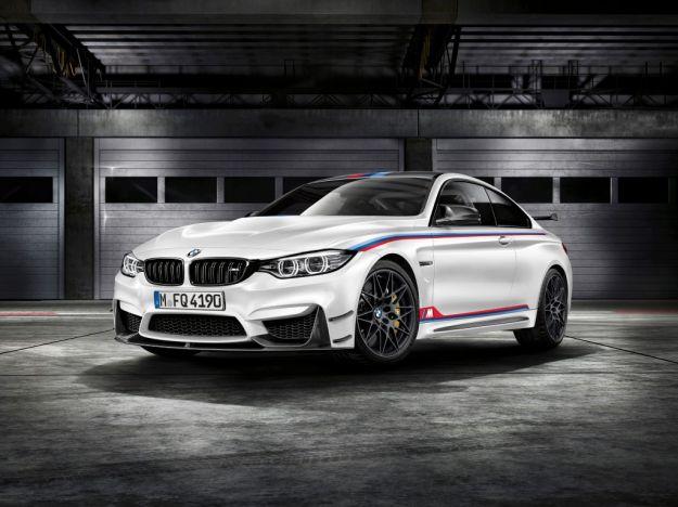 BMW M4 DTM Champion Edition: motore da GTS, look da DTM [FOTO]