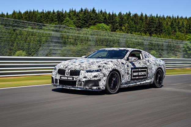 BMW M8 2018, dalla super coupé anche la M8 GTE per il WEC [FOTO]