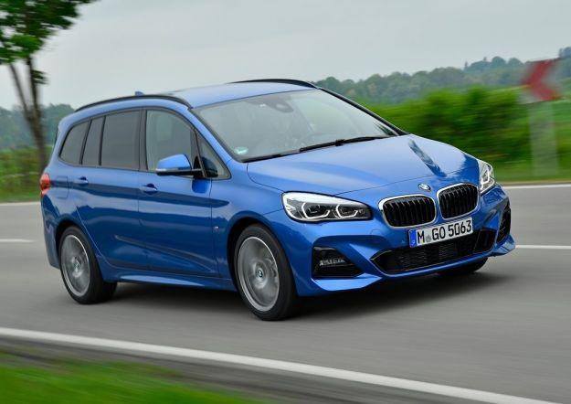 BMW Serie 2 Active Tourer e Grand Tourer: il rinnovo per il 2018