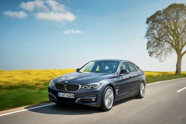 BMW Serie 3 GT restyling 2017: motori, caratteristiche e dotazioni di serie [FOTO]