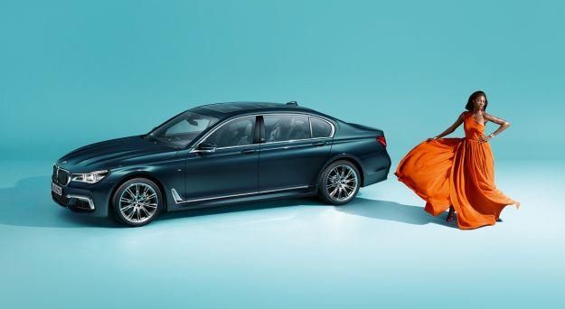 BMW Serie 7 Edition 40 Jahre, al Salone di Francoforte 2017 in tiratura limitata [FOTO]