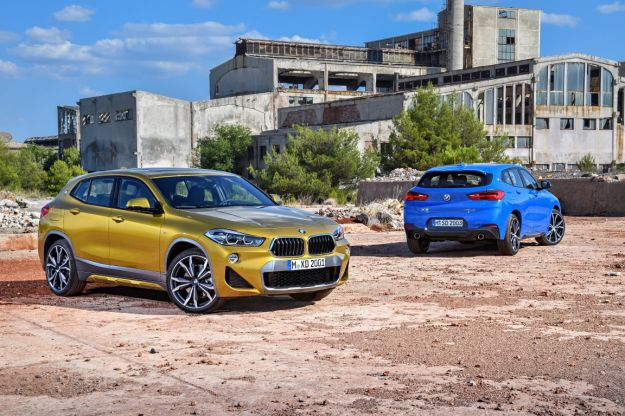 Nuova BMW X2 2018: dimensioni, prezzi, interni e uscita [FOTO]