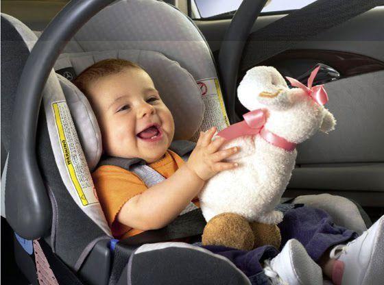 Airbag e bambini in auto: quali pericoli e come ovviarli