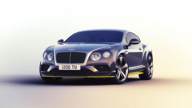 Bentley Continental GT Breitling: solo 7 esemplari