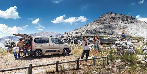 Citroën: le proposte per il Salone del Camper