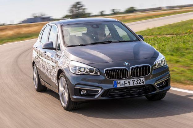 BMW Serie 2 Active Tourer ibrida plug-in: prezzi, prestazioni e autonomia [FOTO]
