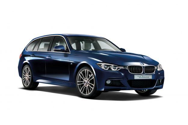 BMW Serie 3 40 Years Edition: esclusiva per l'Italia [FOTO]
