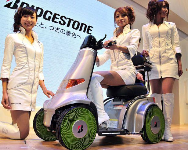 Bridgestone Airless Tokyo