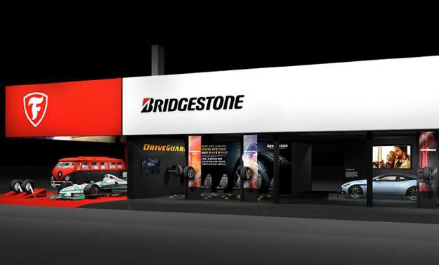 Bridgestone Salone di Parigi 2016
