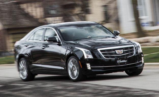 Cadillac ATS: prezzo da 39.100 Euro, 78.300 Euro per la sportiva ATS-V [FOTO]