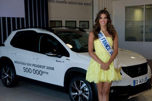 Peugeot 2008 esemplare 500.000