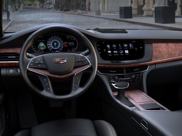 Nuova Cadillac CT6: in Italia col V6 twin turbo, prezzo dell'ammiraglia [FOTO]