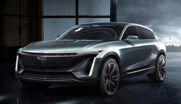 Cadillac elettrica