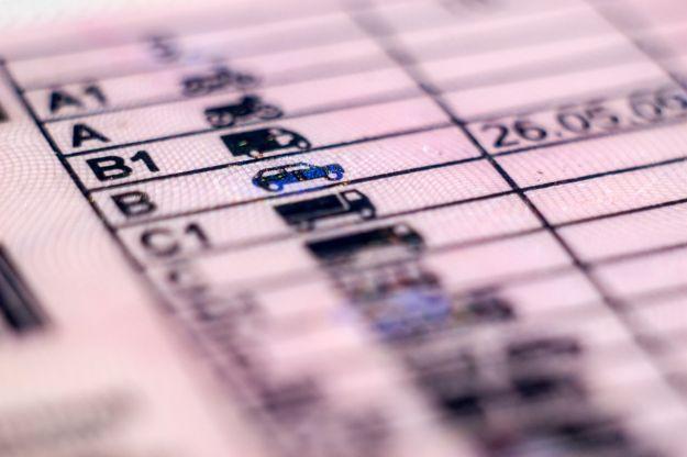 Calcolo punti della patente