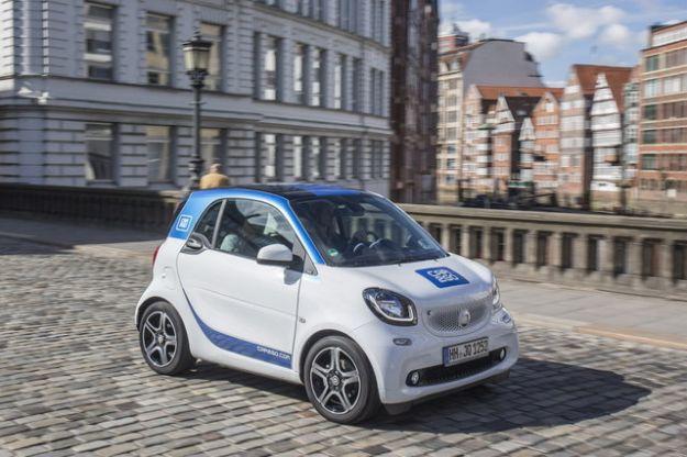 Car2Go nuova Smart