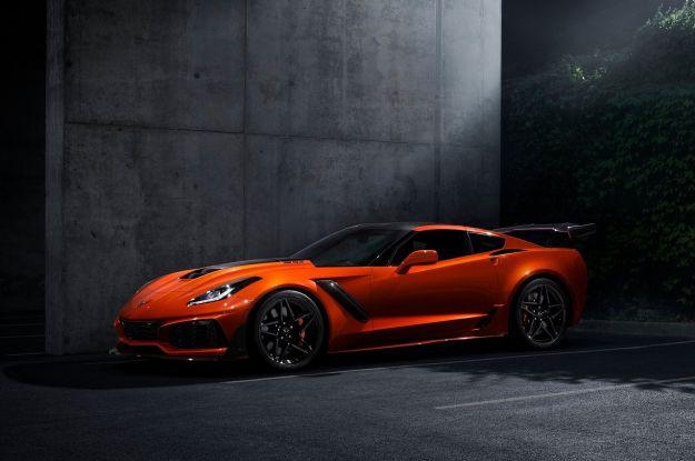 Corvette ZR1 2018, la scheda tecnica e l'uscita della più potente di sempre [FOTO]