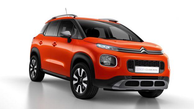 Citroën C3 Aircross #EndlessPossibilities Edition: prezzo e caratteristiche dell'edizione speciale solo on line