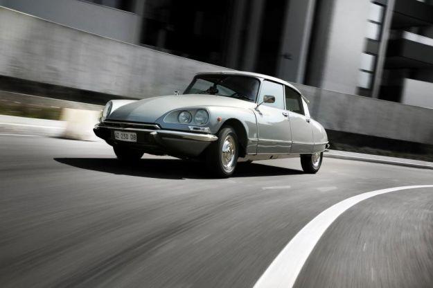 Citroën DS 23 Pallas: l'ultima apparizione della dea [FOTO]