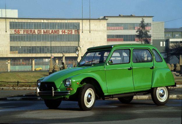 Citroën Dyane 50 anni: l'indimenticata erede della 2CV [FOTO]