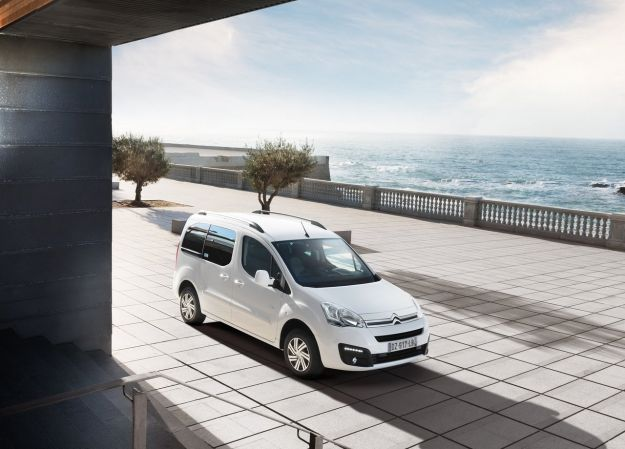 Citroen E-Berlingo Multispace 2017