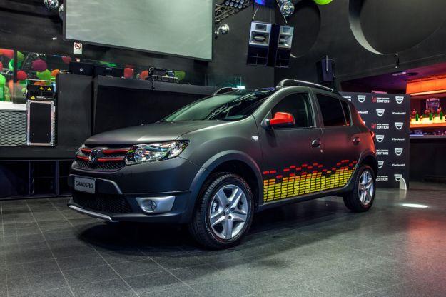 Dacia Sandero Hit Edition: serie speciale a tutto ritmo [FOTO]