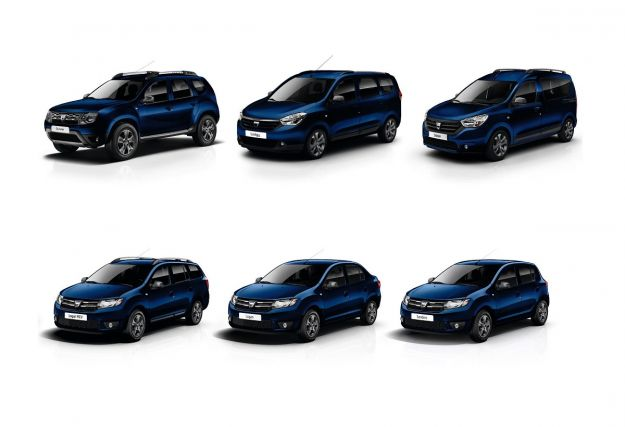 Dacia, una limited edition per tutta la gamma in anteprima a Ginevra [FOTO]