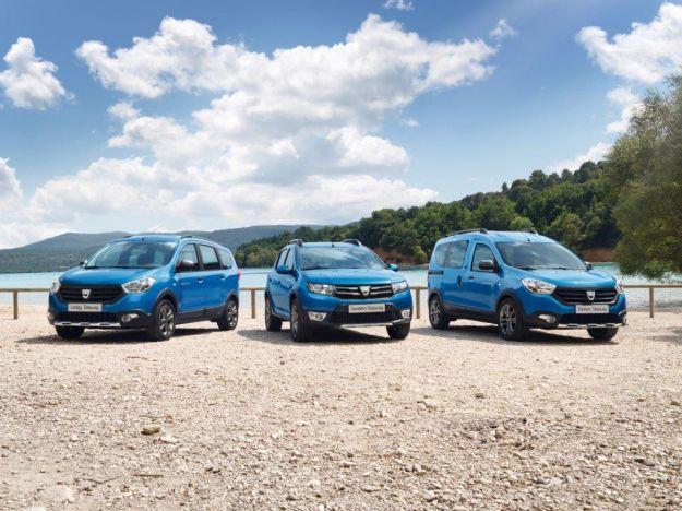 Dacia Stepway: tutta la gamma diventa crossover