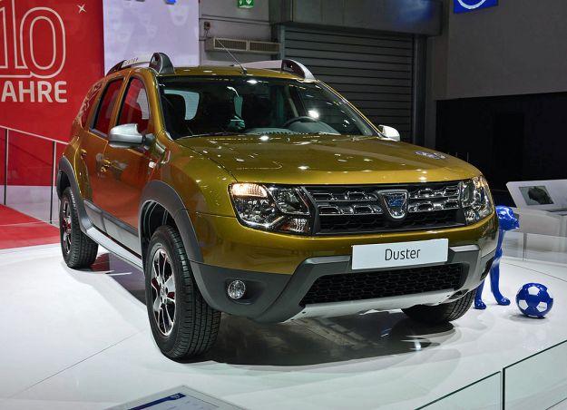 Dacia al Salone di Francoforte 2015: largo al Duster e al nuovo cambio Easy-R