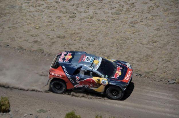Dakar, nona tappa: Sainz conquista la Belen-Belen