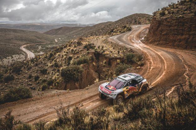 Dakar 2017: a Oruro vince Loeb, Peterhansel leader della generale [FOTO]