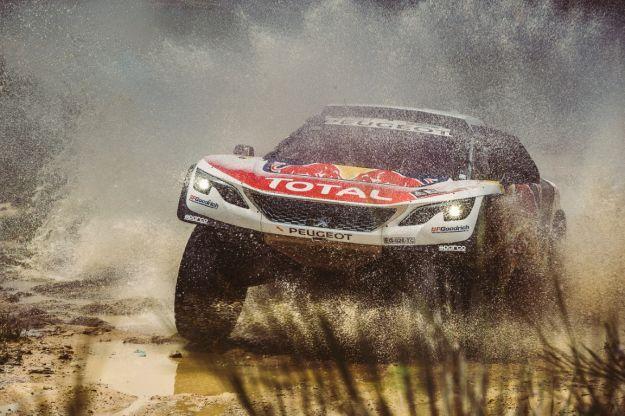 "Dakar 2017, prima tappa di ""riscaldamento"" per Peugeot [FOTO]"
