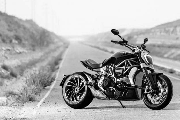 Ducati XDiavel ad EICMA 2016: un po' dragster un po' cruiser [FOTO]