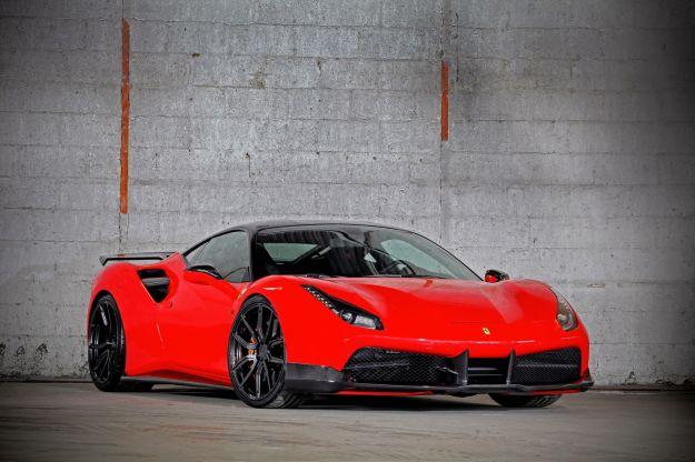 Ferrari 488 GTB tuning by VOS Performance: ancora più potenza [FOTO]