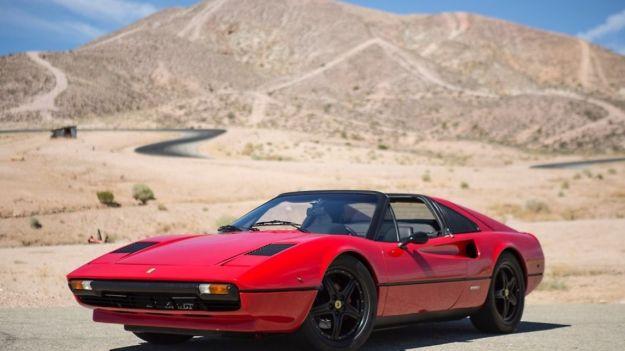 Ferrari 308 GTS elettrica, l'icona di Magnum P.I. trasformata [FOTO]