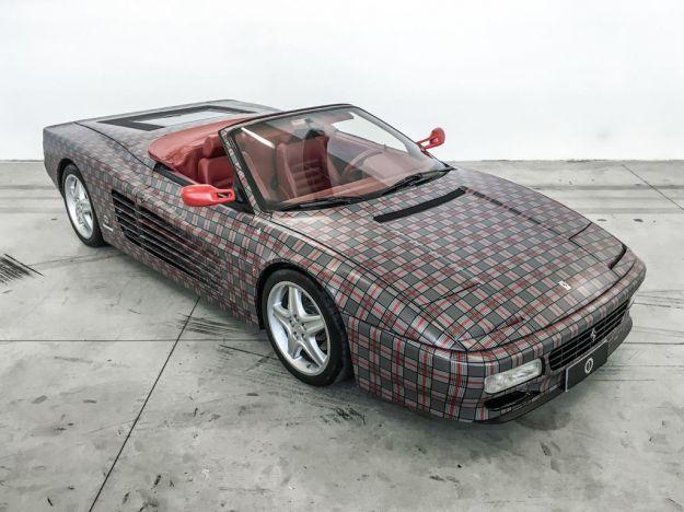 Ferrari 512 TR Spider Garage Italia Customs 3