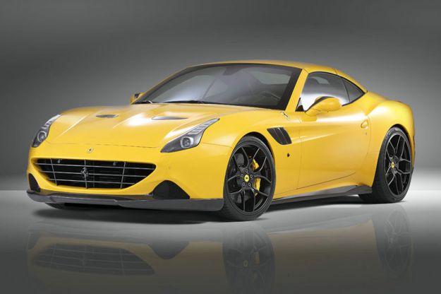 Ferrari California T by Novitec Rosso