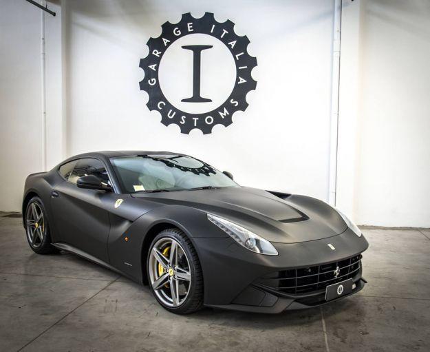 Ferrari F12 Berlinetta Garage Italia Customs 1