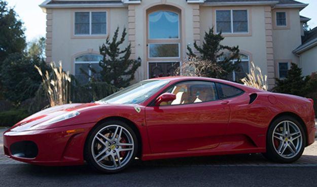 Ferrari F430 Trump